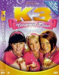 Cover K3 - Toveren Tour 2009 [DVD]